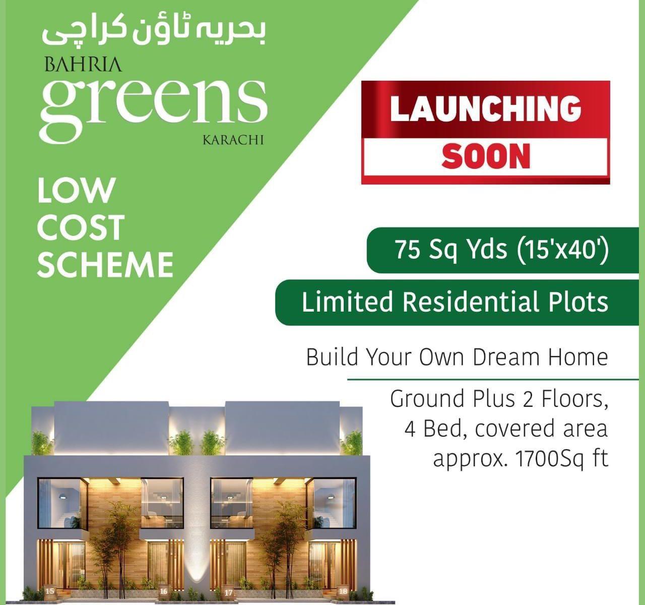 Bahria Green Karachi
