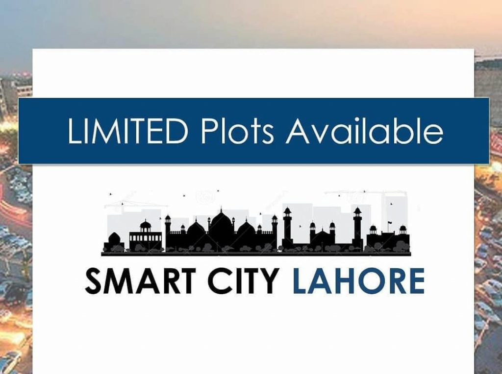 Limited Plot Available Lahore Smart City
