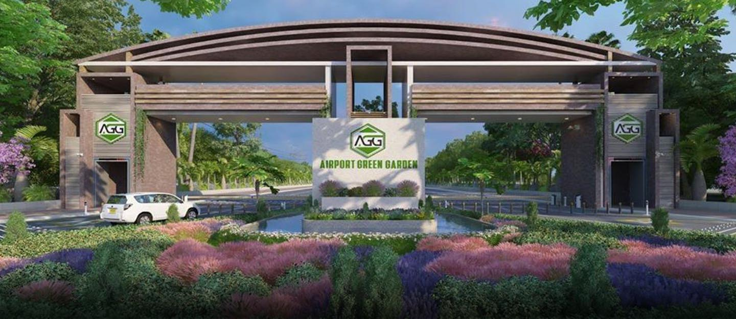 Airport Green Garden Islamabad Cover